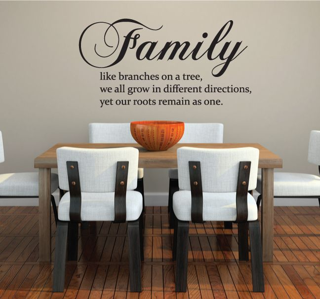 16 best Wall Art Stickers Quotes images on Pinterest Wall - vinylboden f r k che
