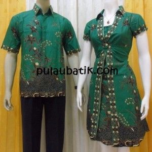 dress batik sarimbit couple modern BS090