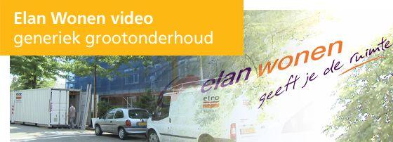 Uit onderzoek van Elan Wonen is gebleken dat bewoners waar groot onderhoudswerkzaamheden hebben plaatsgevonden, onvoldoende voorbereid waren. ProImpact heeft daarom samen met Elan Wonen een video ontwikkeld die bij ieder onderhoudsproject in te zetten is.