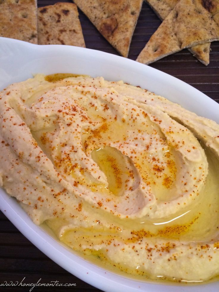 Braces Friendly Recipes Hummus Honeylemontea 2014
