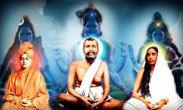 Thakur maa swamiji