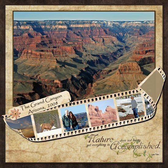 Grand Canyon Quotes: 133 Best Images About Scrapbooking On Pinterest