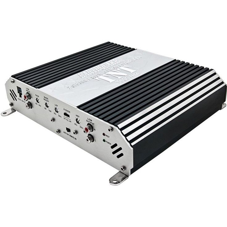 Earthquake Sound T500W/2 TNT Series 2-Channel 800 Watts MOSFET Car Amplifier #EarthquakeSound
