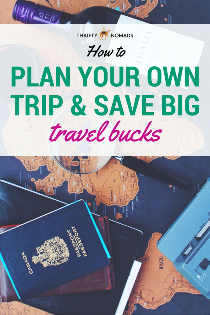 Want to take that dream trip AND stretch your travel dollars? In this step-by-step guide we share EXACTLY how to plan your own amazing trip for WAY less than a packaged vacation!