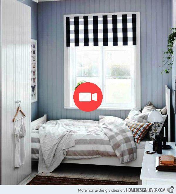 15 Petite Chambre A Coucher Designs Petiteschambres