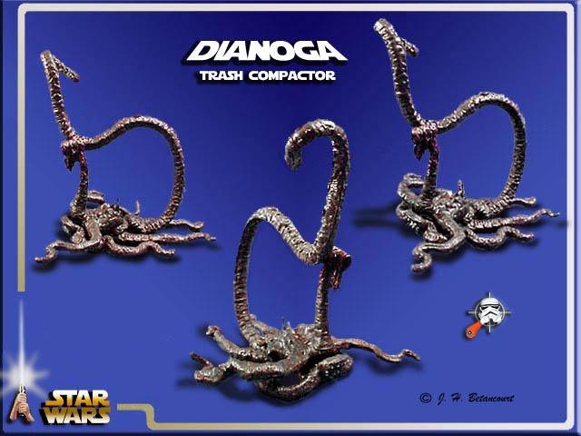 Dianoga Model