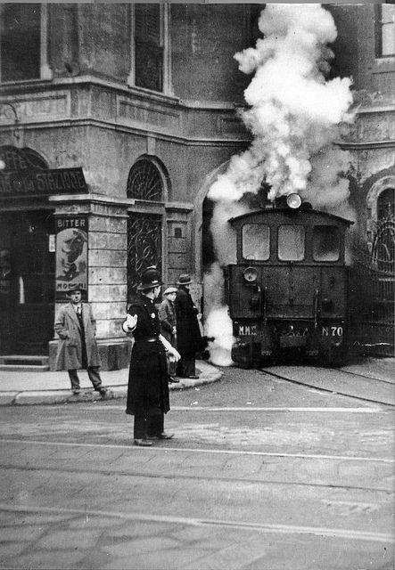 Il Gamba de Legn esce dal deposito | Milàn l'era inscì Urbanfile | Flickr