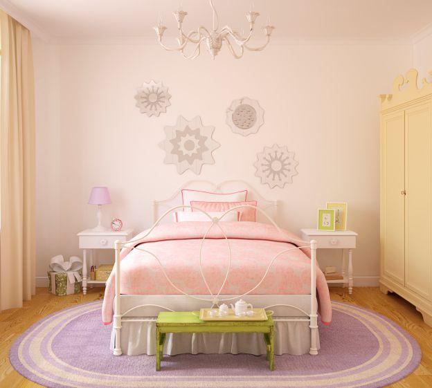 Temáticas para decorar el cuarto de las chicas