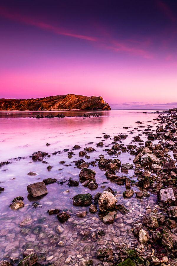 Lulworth Cove, Jurassic Coast, UK