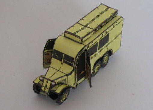 Papercraft cars 346 pinterest for Papercraft lancia