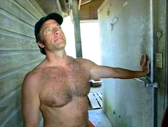 Image result for Mike rowe pic