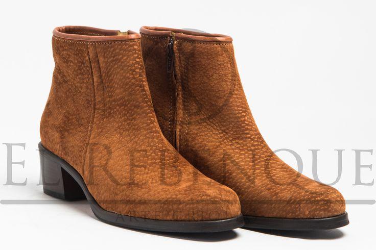 Botas de carpincho