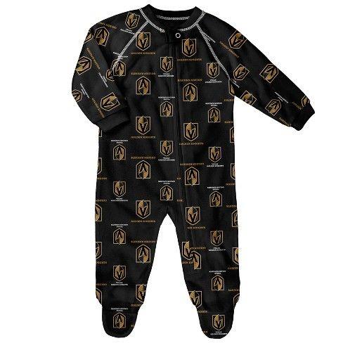 434b3f348 NHL Vegas Golden Knights Newborn  Infant Sleeper   Target ...