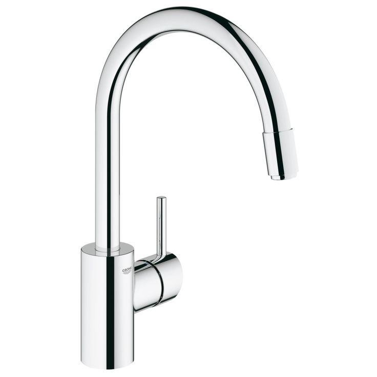 12 best Blanco images on Pinterest Kitchen faucets, Kitchen taps - grohe concetto küchenarmatur