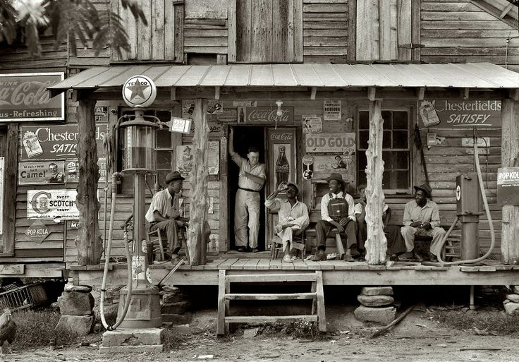 General Store.  I don't see a fiddle or a harmonica.  That is what is needed.