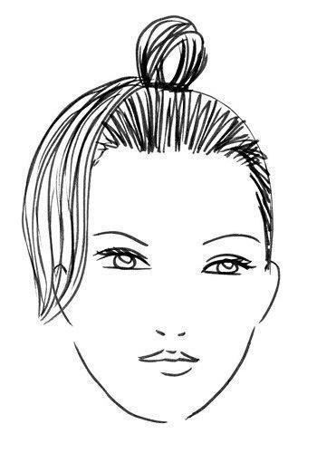 Утром не хватает времени на приличную прическу? Копна пышных волос - все, что нужно, чтобы предстать настоящей звездой. Как без усилий сделать укладку - смотри ниже.    Сухие волосы собери на макушке в высокий хвост. Не протягивай волосы полностью через петлю, оставь две трети длины.  Затем перехвати хвост второй петлей резинки и снова не протягивай волосы полностью. В результате на голове получатся два пучка. А утром, когда ты распустишь волосы, у тебя будут пышные волнистые локоны.