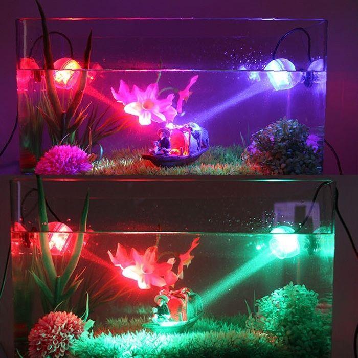 The 25 best aquarium led lighting ideas on pinterest for Fish tank night light