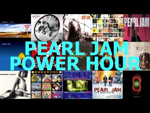 Pearl Jam Power Hour Drinking Game