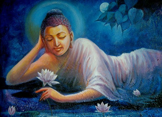 Sanjay Lokhande Artwork Title: buddha purity. Contemporary artist Contemporary Painter, Artist from Pune India. Free Artist Portfolio Website - absolutearts.com