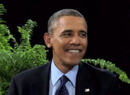 Obama Pushes Obamacare Enrollment On 'Between Two Ferns' With Zach Galifianakis--Great to watch!
