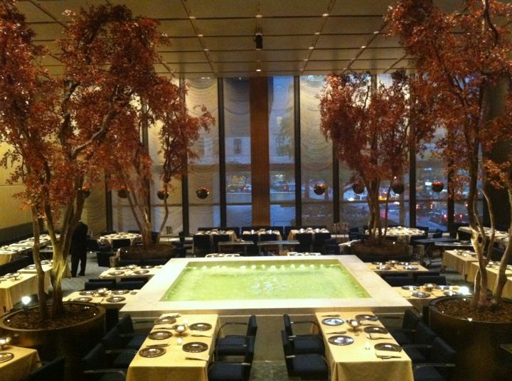 The Four Seasons Restaurant – The Grill Room