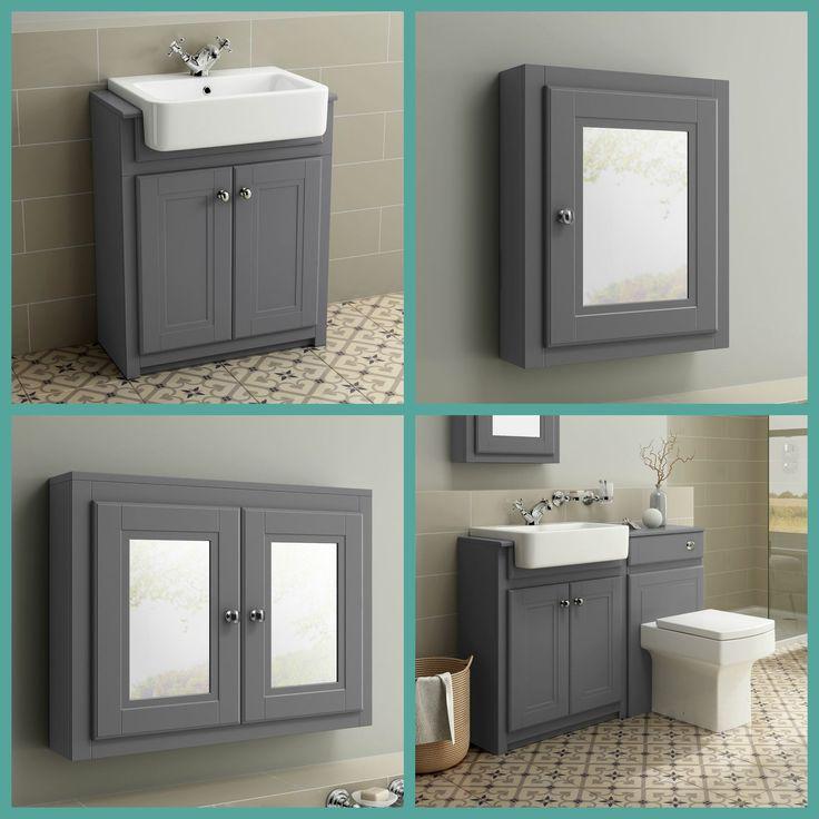 Grau Badezimmer Möbel Badezimmer grau, Badezimmer möbel