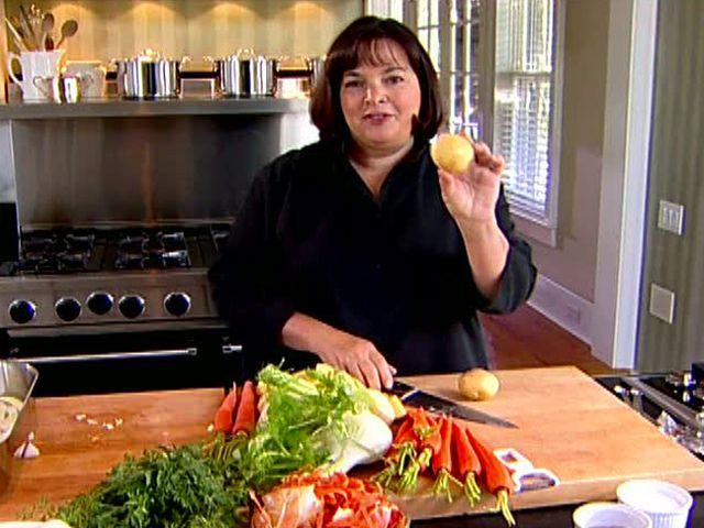 Roast Loin of Pork with Fennel Recipe : Ina Garten : Food Network
