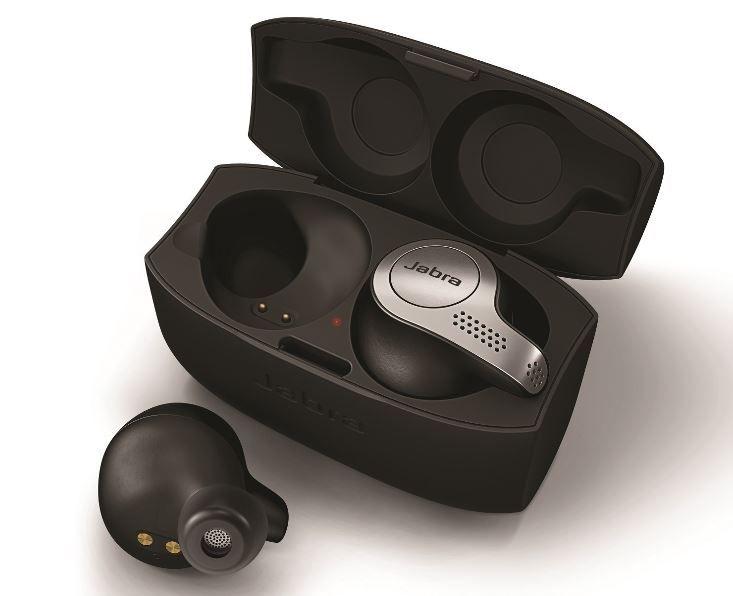 Alerte Deal Les Ecouteurs Jabra Elite 65t Sont Au Plus Bas Prix De Tous Les Temps Sur Amazon Ecouteur Ecouteur Sans Fil Etui