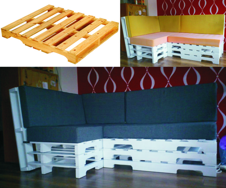 /pallet couch/ - moja nowa kanapa :D