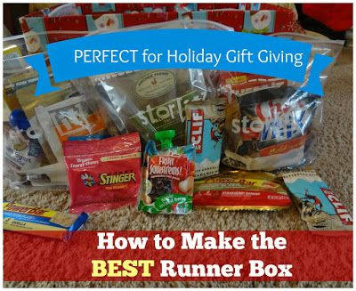 5 DIY Gifts for Runners