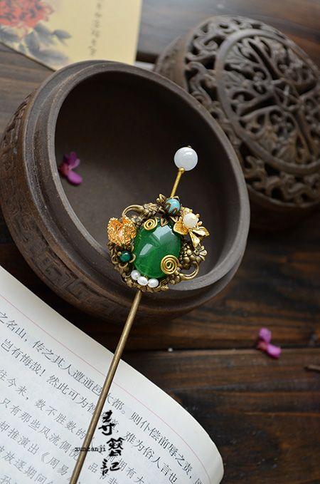 Chinese Hairpin