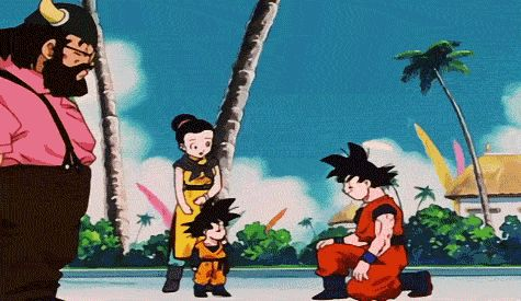Toei's re-interpretation of Goku first meeting Goten in GT's flashbacks, as well as the anime. Is a lot more affectionate then it ever was in the manga. In fact, in the manga Goku never even had this moment with his youngest son. I realize that people blame Toei Animation for the vast majority of the mistakes of the Dragon Ball franchise (mainly Dragon Ball GT). But, I'm grateful at how compassionate they made Goku. It's what signified such a large part of what made Goku to whom he is to the…