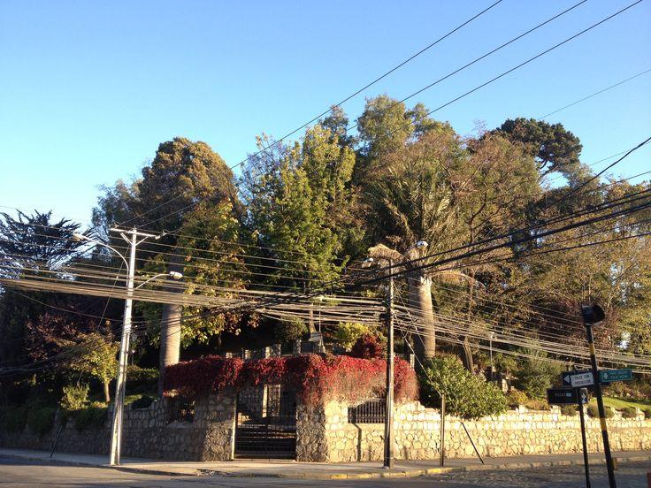 Cero Amarillo. Concepción, Chile