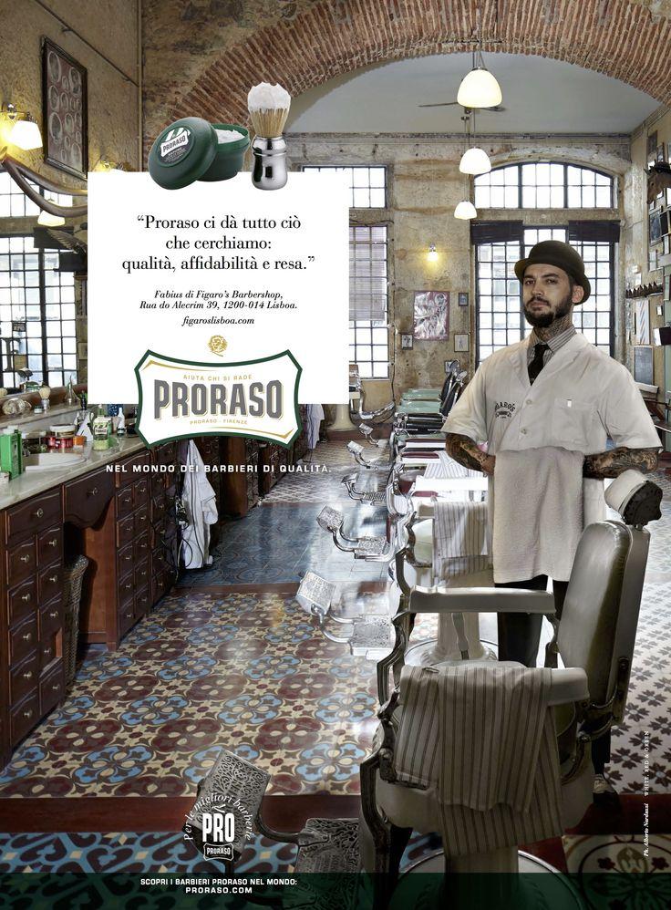 Proraso Lisbona ADV