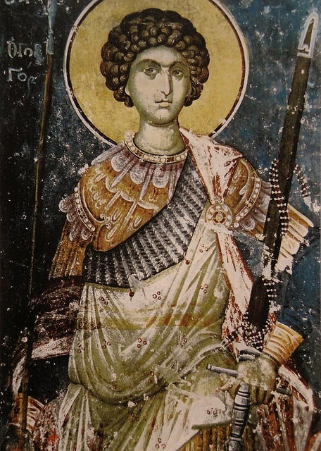 St George the Great Martyr + + + Κύριε Ἰησοῦ Χριστέ, Υἱὲ τοῦ Θεοῦ, ἐλέησόν με τὸν + + + The Eastern Orthodox Facebook: https://www.facebook.com/TheEasternOrthodox Pinterest The Eastern Orthodox: http://www.pinterest.com/easternorthodox/ Pinterest The Eastern Orthodox Saints: http://www.pinterest.com/easternorthodo2/