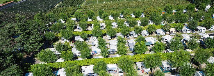 Camping-Park Steiner di Laives #giropercampeggi #campeggi #camper #tenda