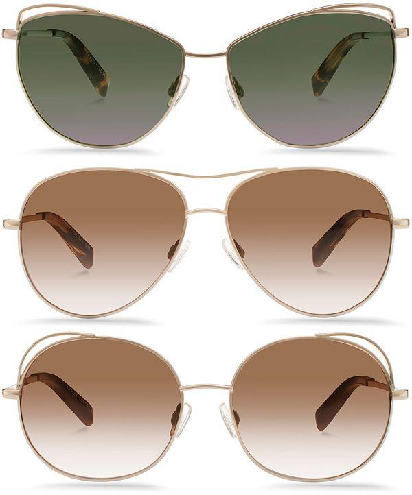 Warby Parker + Karlie Kloss - more style inspiration at jojotastic.com