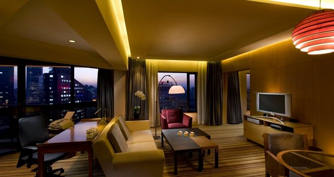 Hilton Beijing hotel - Premier Suite