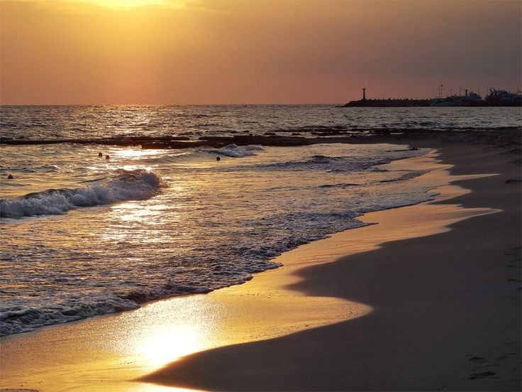 "Fall in love under the #sunset!  Take a romantic long walk on the sandy #beach of #AyiaNapa , the refreshing sea breeze and warm setting sun caressing your face… and then come back to Grecian Sands Hotel Cyprus for a lovely candlelit dinner! Isn't this a wonderful way to say ""I love you?"" http://www.greciansands.com #romance #Cyprus"