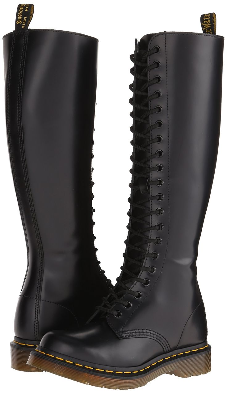 Dr Martens 1B60 Smooth, Boots femme: Amazon.fr: Chaussures et Sacs