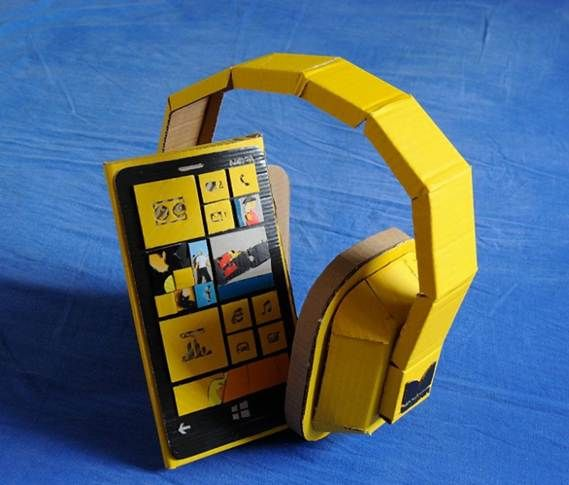 Nokia Cardboard Challenge winner