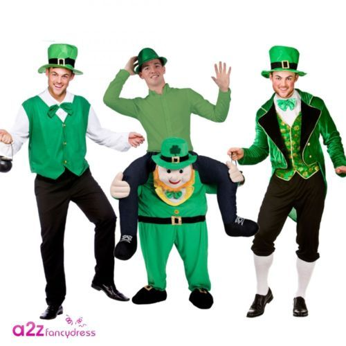 ADULT-MENS-LUCKY-LEPRECHAUN-DELUXE-ST-PATRICKS-DAY-IRISH-FANCY-DRESS-COSTUME-NEW