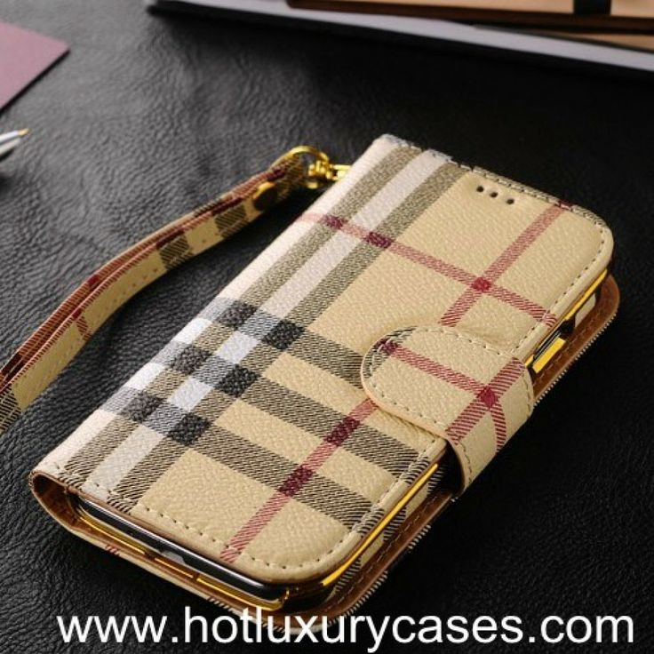 Burberry I Phone Case