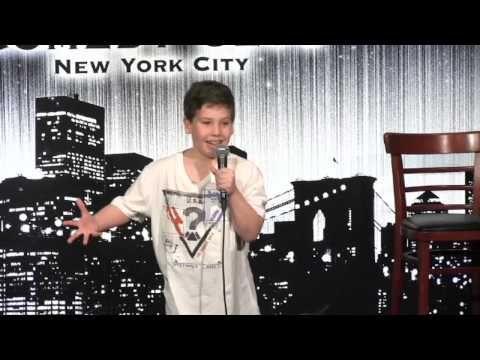 10 year old comedian danny feresten at Gotham Comedy Club - http://comedyclubsnyc.xyz/2016/09/28/10-year-old-comedian-danny-feresten-at-gotham-comedy-club/