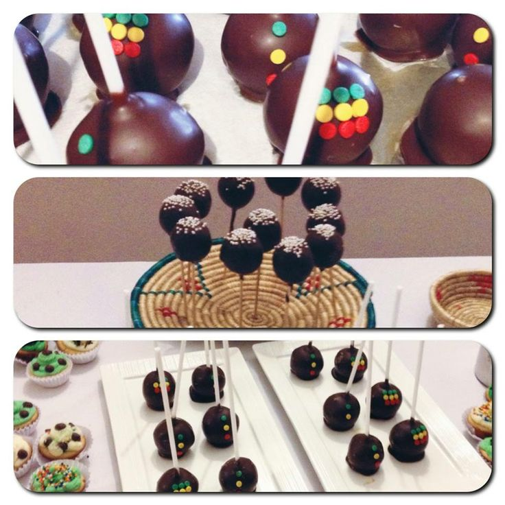 ethiopia cakepops #golipops