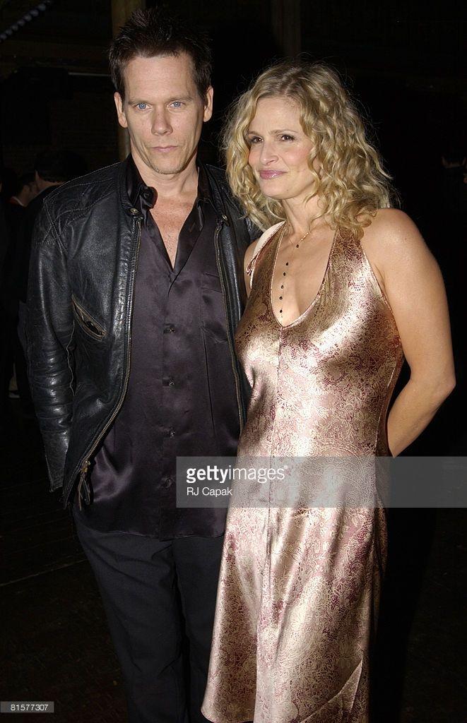 Kevin Bacon & wife Kyra Sedgwick