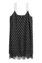 H&M - SS 2017 - polka dot dress