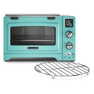 KitchenAid Digital Convention Oven-Aqua