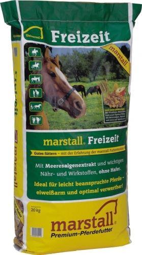 Freizeit Dla wszystkich ras koni nie poddawanych żadnemu wysiłkowi, trenowanych sporadycznie lub stojących.