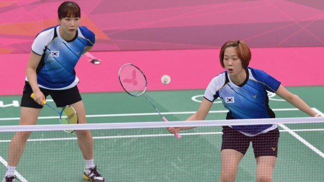 They played to lose. The top-seeded women's badminton pair from China, two pairs from South Korea, above, and one from Indonesia were disqualified from the Olympics after they intentionally lost their matches in order to secure a more favorable draw in the quarterfinals. Olympic officials wanted team coaches, trainers or officials of the four doubles pairs to be punished if they encouraged or ordered the eight players to lose intentionally.